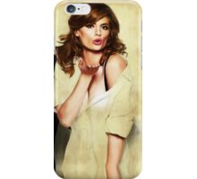 Stana Katic iPhone Case/Skin