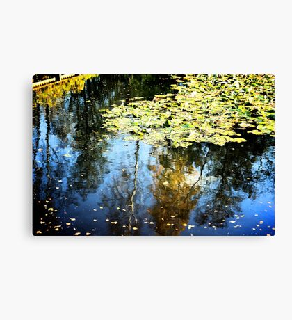 Painting of Nature Canvas Print