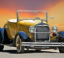 1929 Ford 'Rumble Seat' Roadster by DaveKoontz