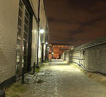 Yards on night by santinopani