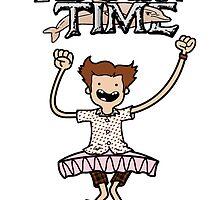 Ventura Time! by Creativecyclone