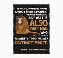 Clever Monkey Kids Tee