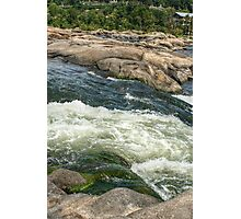 The James River Current Photographic Print