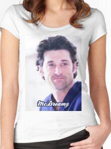 Derek McDreamy Women's Fitted Scoop T-Shirt