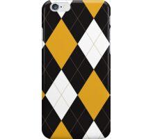 Georgia Tech Argyle iPhone Case/Skin