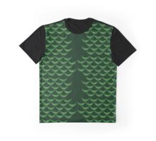 Cartoon Scales Graphic T-Shirt