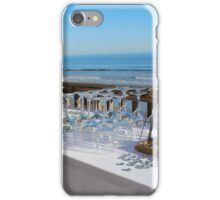 Special Event At The Beach iPhone Case/Skin
