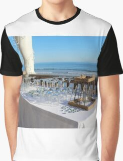 Special Event At The Beach Graphic T-Shirt