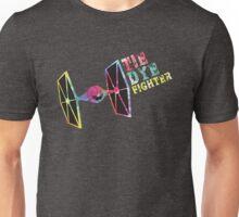Tie Dye Fighter Unisex T-Shirt