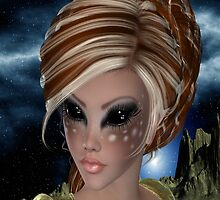 Fawn .. Alien Princess by LoneAngel