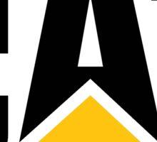 Caterpillar logo Sticker