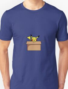 Pikachu in a Box T-Shirt