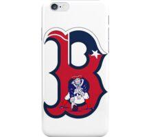 Boston Patriots  iPhone Case/Skin