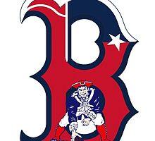 Boston Patriots  by American Artist