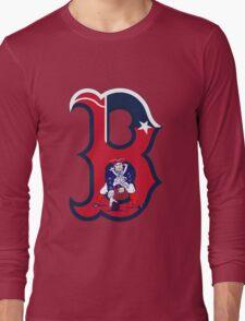 Boston Patriots  Long Sleeve T-Shirt