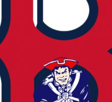 Boston Patriots  Sticker