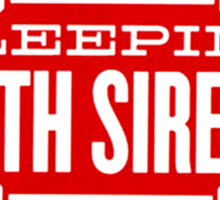 Sleeping With Sirens Sticker/Tshirt Sticker