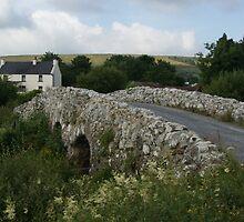 Quiet Man Bridge, Oughterard, Co. Galway, Ireland by Allen Lucas