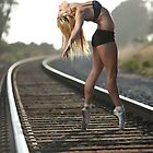 Ballet on the Tracks 1 by Matthew Hill