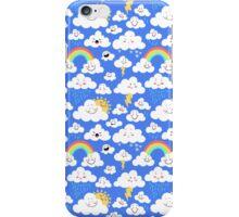 Cute Clouds Pattern iPhone Case/Skin