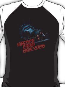 Escape From New York T-Shirt