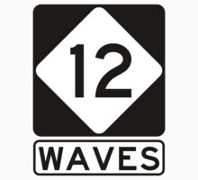 NC 12 - Waves by IntWanderer