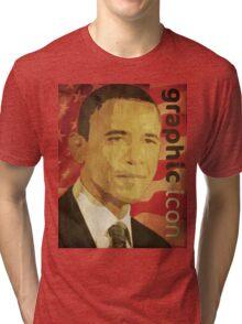 Graphic Icon Tri-blend T-Shirt