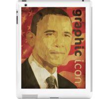 Graphic Icon iPad Case/Skin