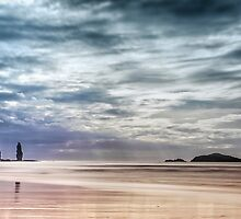 Sandwood Bay by derekbeattie