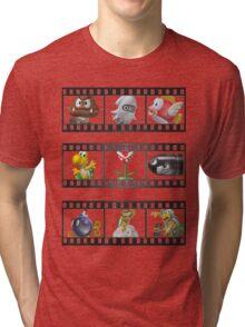 Bad Ass Badies Tri-blend T-Shirt