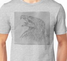Black Eagle in South Africa Unisex T-Shirt