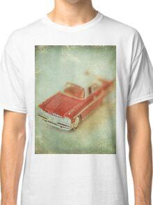 Vintage Cherry Red Chrysler De Soto Classic T-Shirt