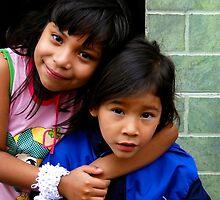 Cuenca Kids 324 by Al Bourassa