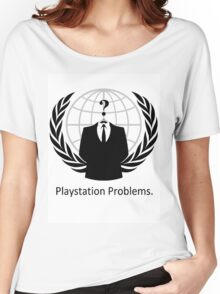 Playstation Problems Women's Relaxed Fit T-Shirt