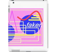 faker iPad Case/Skin