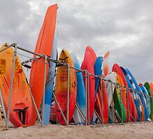Racked up for surf by Nicklunac