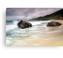 Garrapata Beach, CA Canvas Print