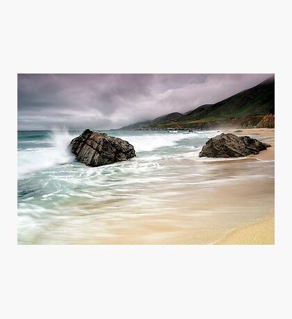 Garrapata Beach, CA Photographic Print