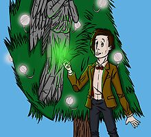 Christmas Angel by leesmartdesign
