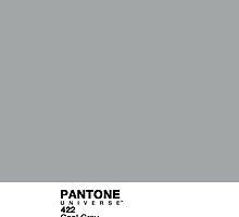 Pantone: Cool Gray by coffeespoon