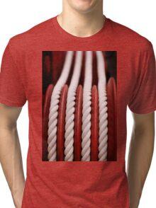 Equipment #04 ... Whale World Tri-blend T-Shirt