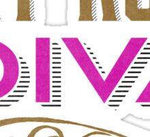 Dirt Road Diva Southern Sticker