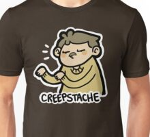 Creepstache Unisex T-Shirt