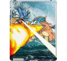 Pokemon - Gyrados vs Charizard iPad Case/Skin