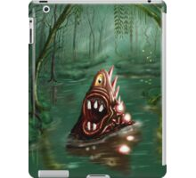 Marsh horror iPad Case/Skin