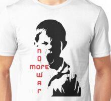 No more war Unisex T-Shirt