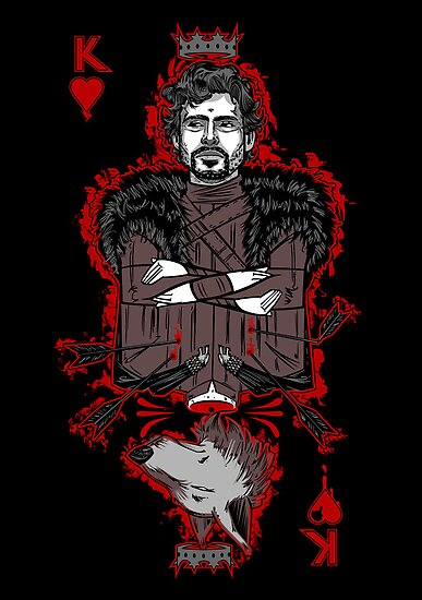 King of the North by Onebluebird