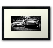 Toys for Boys Framed Print