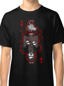 King of the North (reverse) Classic T-Shirt