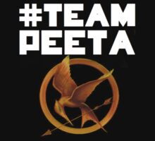 The Hunger Games - Team Peeta by Marisa Gamez